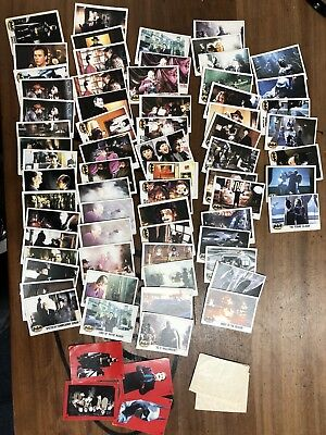 66 Pre-owned Batman trading cards 1989 (Topps) plus Stickers