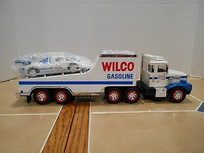 Wilco 1989 Toy Truck and Racer ,MIB