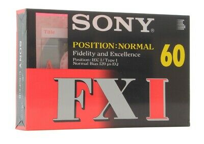 lot 11 cassette audio vierge k7 neuf sony hf 60 tdk normal position philips 90 chf. Black Bedroom Furniture Sets. Home Design Ideas