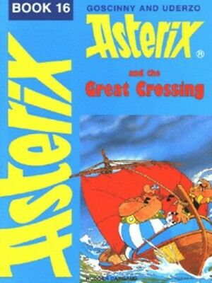 Asterix: Asterix and the great crossing by Ren Goscinny (Paperback / softback)