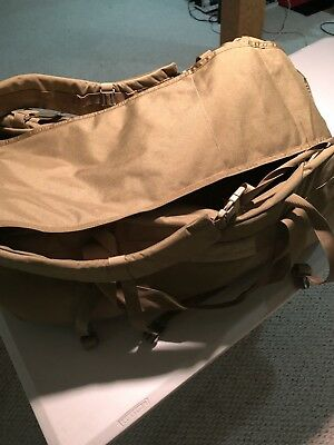 London Bridge Trading 1568 Enhanced Warfighter Load Out Bag Coyote