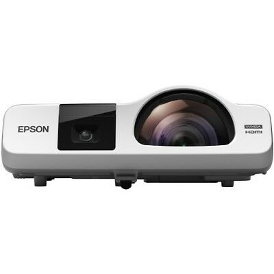 Epson BrightLink 536Wi Short Throw LCD Projector - 720p - HDTV - 16:10