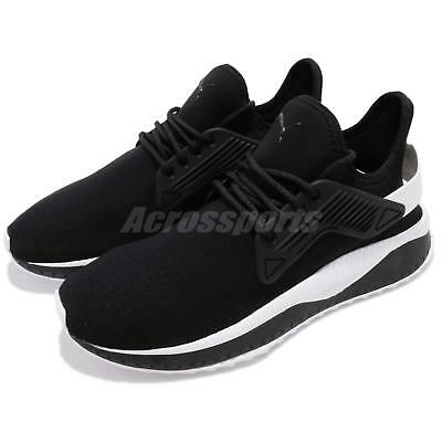9ff32c032712 PUMA TSUGI CAGE Ignite Black White Men Running Shoes Sneakers 365394 ...