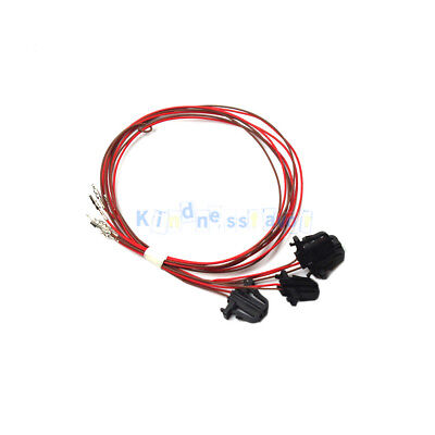 LED Door Warning Light Wire Harness Cable For VW Golf Jetta MK5 MK6 Passat CC