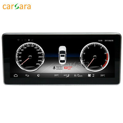 """10.25"""" touch screen Android GPS Navigation for Benz CLS Class W218 2012-2013"""