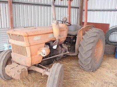 FIAT  500   Tractor  3pl