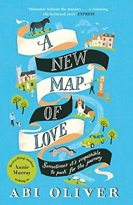 Abi Oliver - A New Map of Love