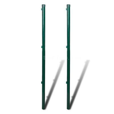 Fence Post 2 pcs 150cm B4R6