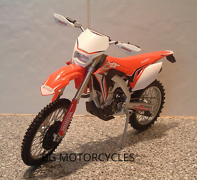 1:12 2018 Honda Crf450Rx Crf 450 Rx Enduro Moto X Fantastic Quality Toy Model