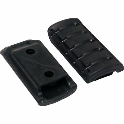Honda NT 650 V Deauville CBS 2002-2005 Tourmax Footrest Footpeg Rubbers (Pair)
