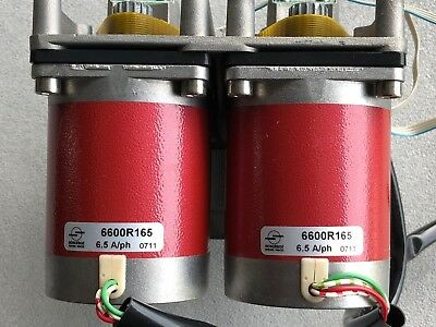 Sonceboz Hybrid Stepper Motors 6600R165 6.5A/ph  with gear box(two pieces)
