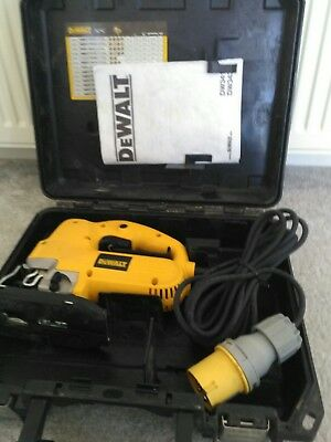 Dewalt jigsaw 110v dw341 comes in carry case tool less blade change dewalt jigsaw 110v dw341 comes in carry case tool less blade change keyboard keysfo Image collections