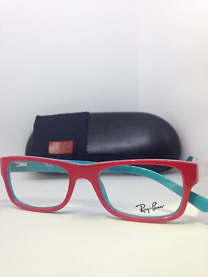 aec2f22274 AUTHENTIC RAY-BAN Youngster 5268 - 5119 Eyeglasses Matte Black  NEW ...