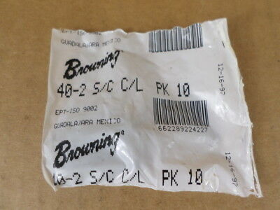 Browning 40-2 S/C C/L Connecting Link For #40 Chain