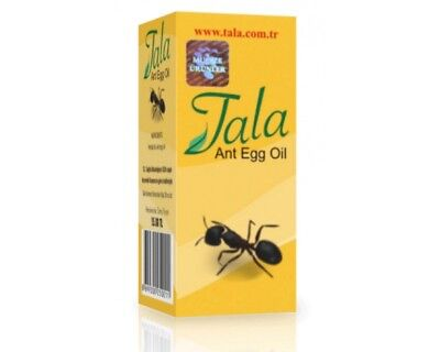 Original 20ml Tala Ant Egg Oil Permanent Hair Removal Reduceing Free Shipping