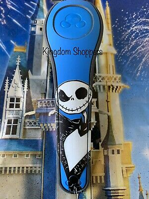 Disney Parks Jack Skellington MagicBand 2 Link It Later BLUE Magic Band 2.0