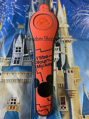 I'LL BE YOUR MICKEY RED Magic Band 2 Disney Parks NEW Magicband Mouse