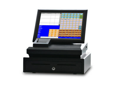 "15"" NEW Cash register Touch Screen including POS software"
