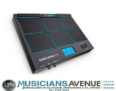 Alesis Sample Pad Pro: 8 Pad Percussion With Sd Slot (Free Headphones Included)