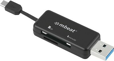 Otg Card Read With Usb 3.0 Micro Usb (Mbeat)