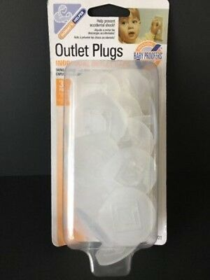 MOMMY'S HELPER OUTLET PLUGS (Pack-36)