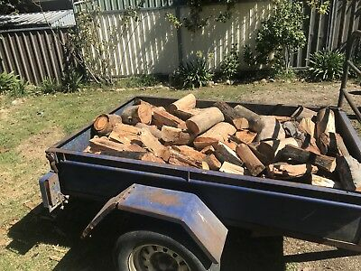 Firewood delivered local