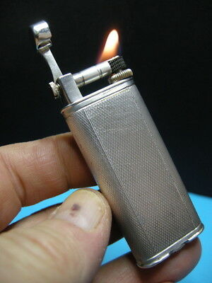 Accendino Dunhill The Slim Revisionato E Garantito - Briquet, Lighter, Feuerzeug
