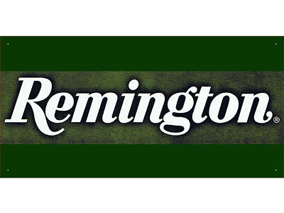 Advertising Display Banner for Remington slide Sales Service Parts