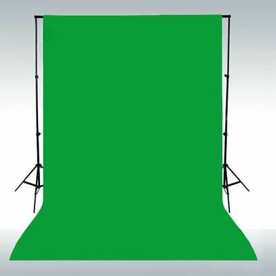 Green Screen Chromakey Chroma Key 3m x 6m Background Backdrop Photographic UK
