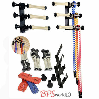 3 Roller Backdrop Background Manual Support System Wall Ceiling Mount Bracket UK