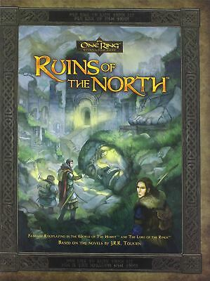 Ruins Of The North (The One Ring Role Playing Game) - Book