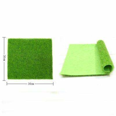 Artificial Grass Turf Area Rug Mat Garden Fake Lawn Pet Turf Synthetic 5 pieces