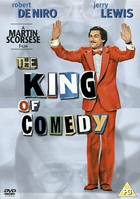 The King of Comedy [DVD] [1982] [DVD][Region 2]