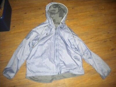 Ladies reversible lavender / grey sz M jacket Big Chill  brand