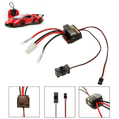 Brushed Bürste Fahrregler Speed Controller 320A ESC für RC Car Auto Buggy Boot
