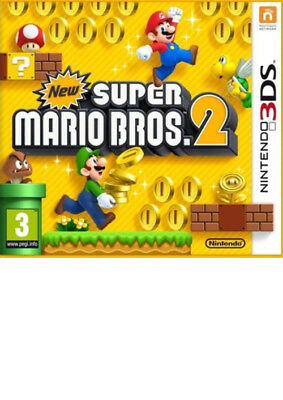 New Super Mario Bros 2 Nintendo 3Ds Brand New Fast Delivery