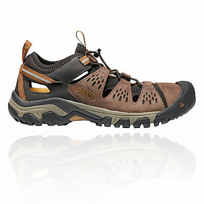 Keen Mens Arroyo III Walking Shoes Sandals Brown Sports Outdoors Breathable