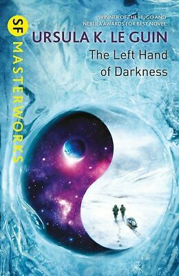 The Left Hand of Darkness by Ursula K. LeGuin (Paperback) New Book