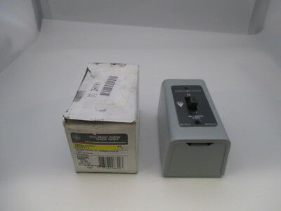 General Electric CR101Y1 Manual Motor Starter new