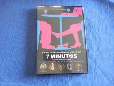 7 Minutos - DVD - LIKE NEW - Region ALL - English Subtitles