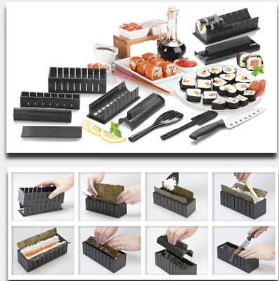 Sushi maker kit, 5-in-1 Miracle Mold, Make your own sushi at home kit