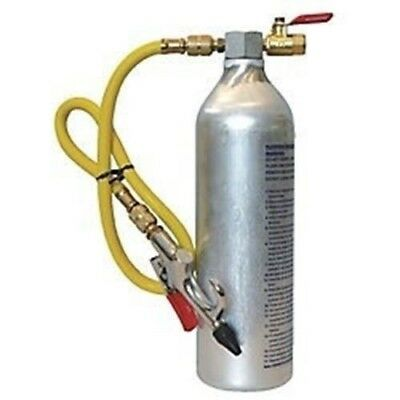 Air Condition Conditioning Refrigerant System Line Cleaner Flush Tool Kit