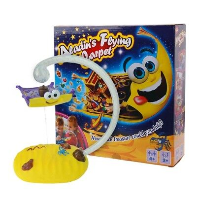 Magic Flying Carpet Board Game Desktop Suspension Kid Family Novelty Balance Toy