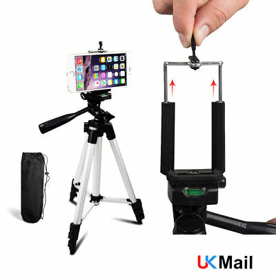 Camera Camcorder for Canon Nikon Sony Fuji Olympus Panasonic Tripod stand fit UK
