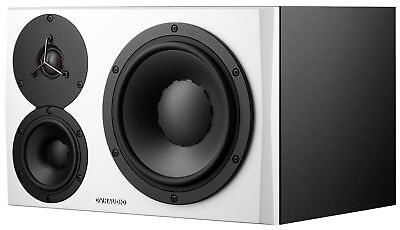 "Dynaudio LYD48 3-Way 8"" Studio Monitor - White (Left)"