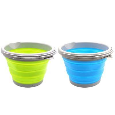 Food Grade 5L Retractable Ice Bucket Car Juice Wine Champagne Cooler Bar Supply