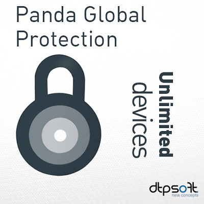 Panda Global Protection / Dome Complete 2019 Unlimited Appareils 2 ans 2018 FR