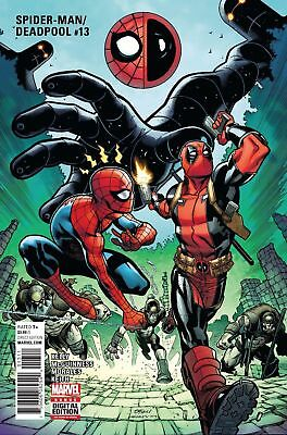 Marvel Legacy - Spider-Man Vs.deadpool #13 First Print