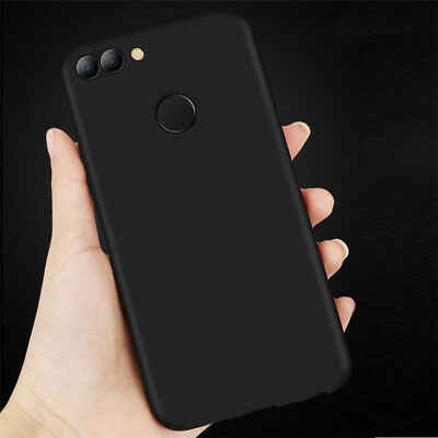 For Huawei P Smart/Nova Smart Ultra-thin Soft Silicone Rubber Phone Case Cover