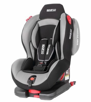 NEW Sparco Child Seat SK700 RED ECE Safety Auto Car Baby Secure ISOFIX